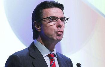 El ministro Soria