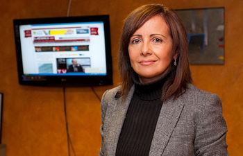 Carmen Oliver, viceportavoz del PSOE en el Ayuntamiento de Albacete.