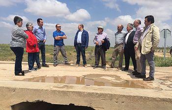 """ASAJA Ciudad Real demanda """"prioridad absoluta"""" para el arreglo del camino rural Cirujano"""