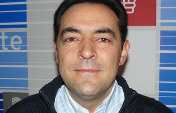 Emiliano Rodríguez, alcalde de Ayna
