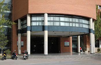 Edificio jurídico-empresarsial