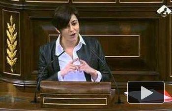 PSOE: Isabel Rodríguez sobre la Ley 25 de Emergencia Social de Podemos