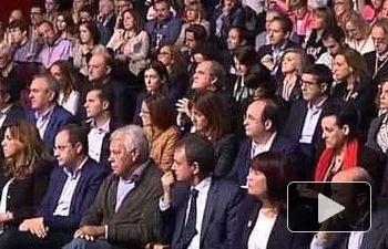 PSOE: Declaraciones de Pedro Sánchez tras los atentados de París