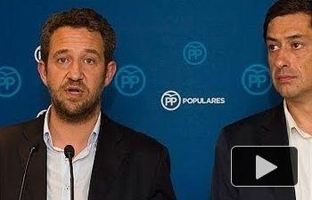 """Gallego y de Olano: """"Quienes dicen tener fórmulas mágicas a que las apliquen allí donde gobiernan"""""""