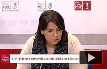 PSOE: Afortunadamente, hoy hace un año que los ciudadanos acabaron...