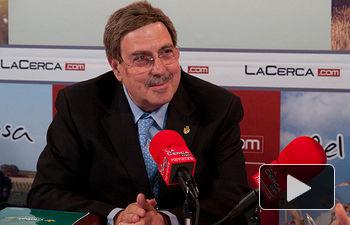 Antonio Huélamo, director del Área de Desarrollo Local y Cooperativismo de Globalcaja.