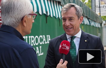 Entrevista a Javier López Martínez, presidente de Eurocaja Rural.