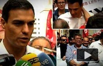 PSOE: Un año con Pedro Sánchez