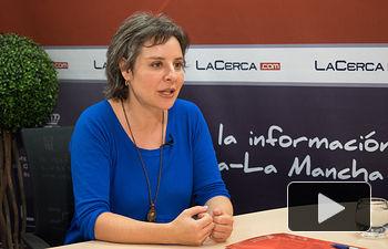 Araceli Martínez, directora del Instituto de la Mujer de Castilla-La Mancha.