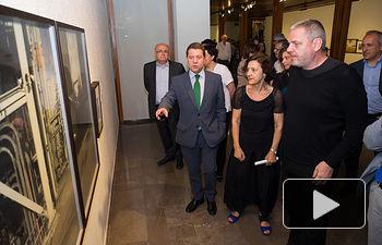 XIX edición de 'PhotoEspaña', con fotografías de Caio Reisewitz. Foto: Manuel Lozano.