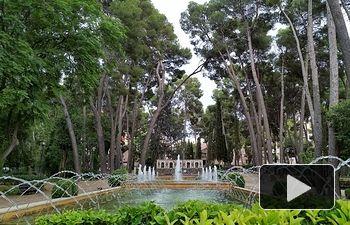 Parque de Abelardo Sánchez - Fuente de los patos - 08-08-18