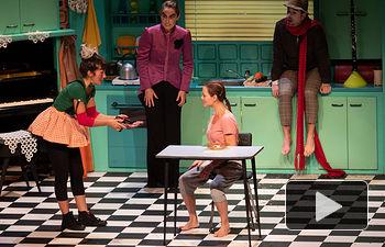 """Espectáculo \""""Acabate la Sopa\"""", organizado por la Obra Social La Caixa"""