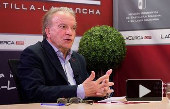 Daniel Faura, candidato al Senado por el PSOE en Albacete