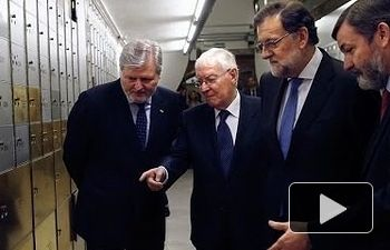 """Rajoy reivindica el español como """"vínculo de unión"""""""