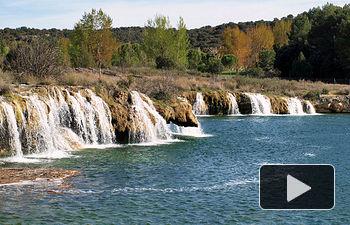El Parque Natural de las Lagunas de Ruidera es una de las zonas prohibidas para la caza en Castilla-La Mancha.