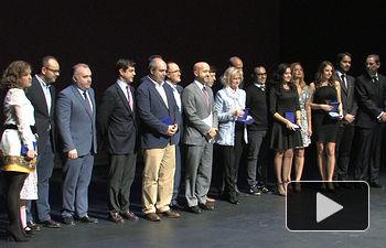 II Premios al Comercio de Albacete