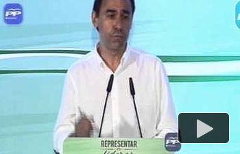 Maíllo: El PSOE utiliza a los populistas que llevan a los griegos al sufrimiento