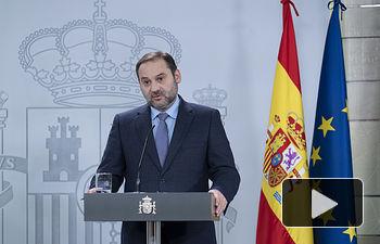 José Luis Ábalos, ministro de Transportes, Movilidad y Agenda Urbana. Pool Moncloa / Borja Puig de la Bellacasa.