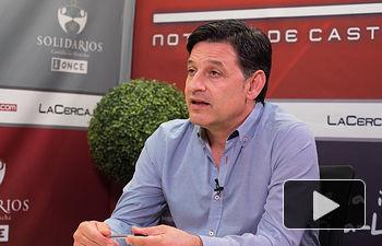 Julián Morcillo, secretario general de UPA Castilla-La Mancha