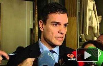 PSOE: Esto es lo que Pedro Sánchez le diría a Rajoy si mañana le llamase para dialogar.
