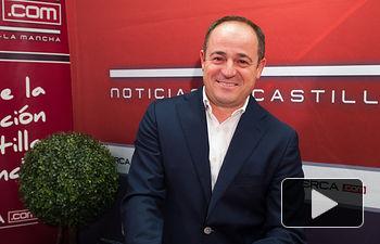 Emilio Sáez, concejal en el Ayuntamiento de Albacete y secretario de Ordenación del Territorio de la Comisión Ejecutiva Regional del PSOE.