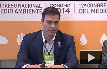 """Pedro Sánchez sobre el artículo 135: """"El PSOE quiere completar este artículo y corregir un error"""""""