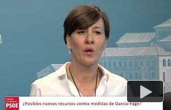 PSOE: Si el PP fuera un partido normal, desde hace tiempo, García-Tizón...