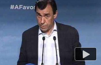 """Maillo: """"O hay un Gobierno del Partido Popular o hay unas terceras elecciones"""""""