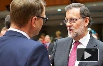 Mariano Rajoy asiste en Bruselas al Consejo Europeo