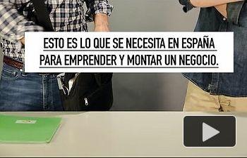 PSOE: ¿Qué necesitas para montar un negocio en España?