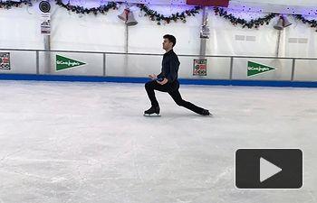 Pista patinaje El Corte Inglés Albacete