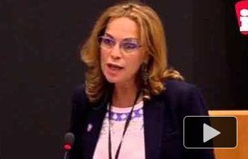 """Vallina: """"El PP habla de construir Europa derribando muros a la vez que cierran fronteras"""""""