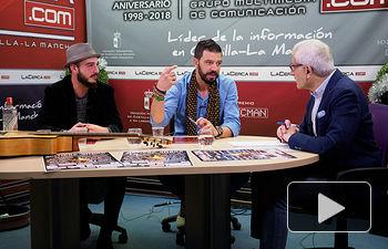 Javier de Esperanza y Jairo de Remache presentan la V Edición del espectáculo Navidad Gitana