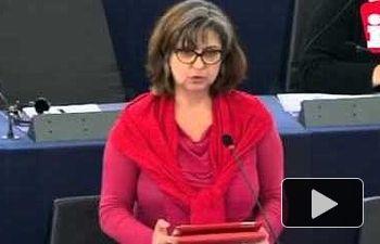 IU: López carga contra la involución democrática de una UE que excluye a los trabajadores del proceso