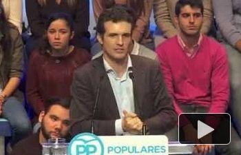 Casado: España no se puede tejer con gobiernos de perdedores
