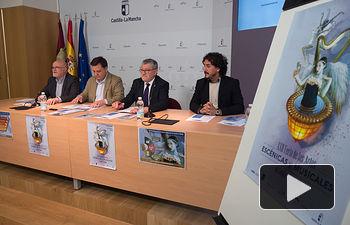 Presentación de la XXII Feria de Artes Escénicas y Musicales de C-LM