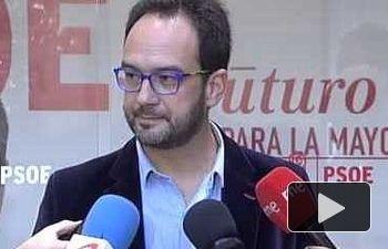 PSOE: Declaraciones de Antonio Hernando en Ferraz