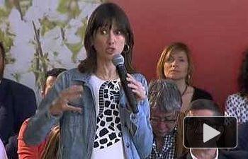 PSOE: Nuria Parlón, Políticas Sociales #ElGobiernodelSí