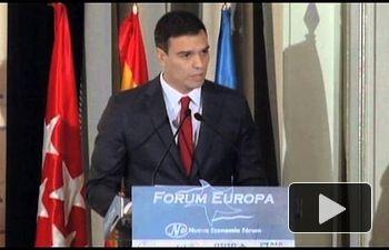 Sánchez: Que todos los diputados se dediquen exclusivamente a la representación política