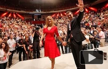 PSOE: #ElcambioqueUne