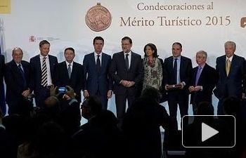 Rajoy destaca que España es el país más competitivo del mundo en turismo