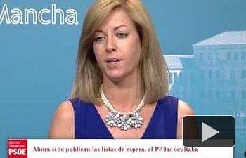 PSOE: Es lamentable que el PP levante sospechas para tapar...
