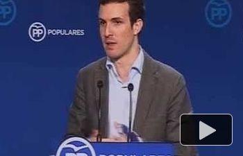 """Casado: """"Pedro Sánchez debe aclarar si ser catalanista es regalar sus votos a los independentistas"""""""