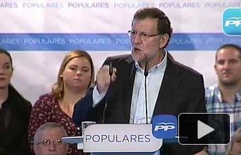 Rajoy: España ha dejado de preocupar. Somos la cuarta economía de la zona euro