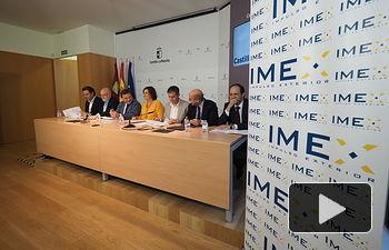 Presentación III Feria IMEX CLM.