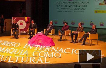 Tercera mesa redonda: La Tauromaquia y la sociedad del siglo XXI.