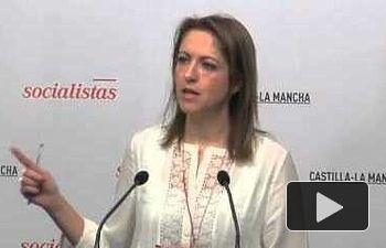 PSOE: A Cospedal y dirigentes del PP se les olvida que su gestión se caracterizó por recortes