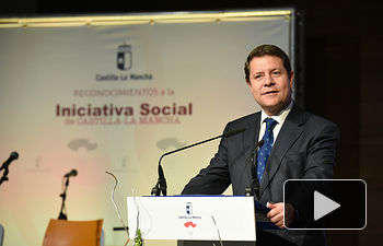 Entrega de los Reconocimientos a la Iniciativa Social