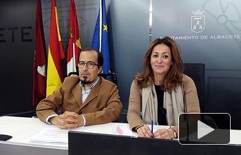 Federico Pozuelo y Rosa González de la Aleja.