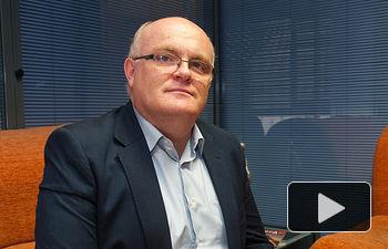Pedro Antonio Ruiz Santos, senador del PSOE por la provincia de Albacete.